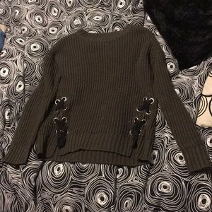 Dex knitted sweater